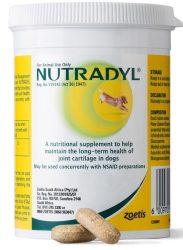 Nutradyl 60 tabletta ,Termék lejárat : 2020.07.