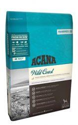 Ingyenes házhoz szállítással : ACANA WILD COAST 17kg
