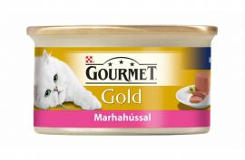 Bolti átvételre rendelhető :Gourmet Gold marha pástétom 85gr