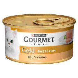 Bolti átvételre rendelhető :Gourmet Gold pulyka pástétom 85g