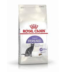 Royal Canin Sterilised 37 macskaeledel 10kg.