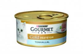 Bolti átvételre rendelhető :Gourmet Gold tonhal pástétom 85g