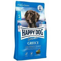Ingyenes szállítással : Happy Dog Sensible Greece 11kg ( Bárány , garnéla, tintahal )
