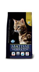 Matisse Salmon&Tuna cicaeledel 10kg