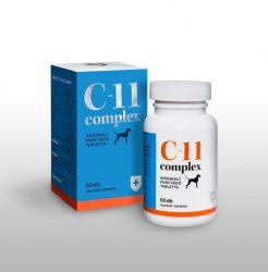 2db-tól : C-11 complex integrált porcvédő tabletta, 60db (VitaMed) izületvédelem felsőfokon