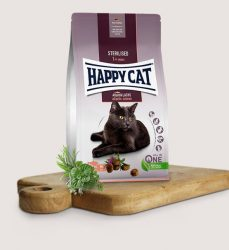 Happy Cat Supreme - Adult Sterilised Atlantik-Lachs 10kg