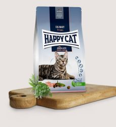 Happy Cat Fitt&Well Adult Lazac Macskaeledel  10kg
