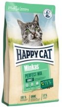 Happy Cat Minkas Mix csirke,hal,bárány 10kg