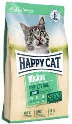 Happy Cat Minkas Mix csirke,hal,bárány 10kg