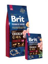 Brit Premium by Nature - Senior Large - Extra Large 15kg