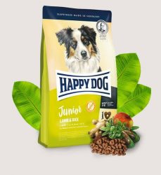 Happy Dog Supreme - Junior Lamb Rice 8+2=10kg