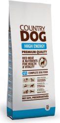 Profine - Country Dog High Energy 15kg vöröshúsból