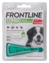 Frontline Combo Spot-on kutya  XL 40-60kg