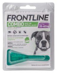 Frontline Combo Spot-on kutya  L 20-40kg