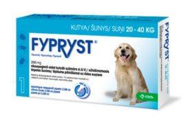 Fypryst® Spot-on kutya L 20-40kg 1db