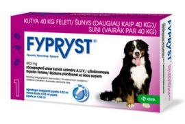 Fypryst® Spot-on kutya XL 40kg felett 1db