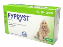 Fypryst® Spot-on kutya M 10-20kg 1db