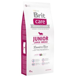 Brit Care Hypoallergenic - Junior Large Lamb & Rice 12kg