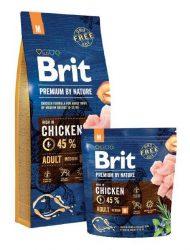 Brit Premium by Nature -  Adult Medium 15kg
