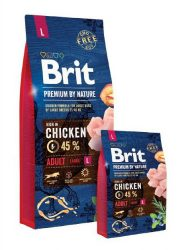 Brit Premium by Nature -  Adult Large 15kg