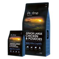 Profine - Junior Large Breed Chicken & Potatoes 15kg
