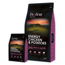 Profine - Energy Chicken & Potatoes 15kg