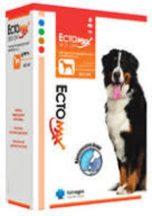 Ectomax kullancs és bolha elleni nyakörv kutyákra 65cm  12hét védelem , Termék lejárati idő: 2021.12.31