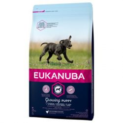 Eukanuba puppy large breed 18kg