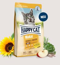 HAPPY CAT Minkas Hairball Macskaeledel 10kg