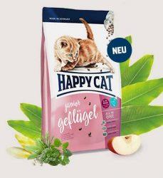 Happy cat junior macskaeledel 10kg (4-12 hónapos korig)